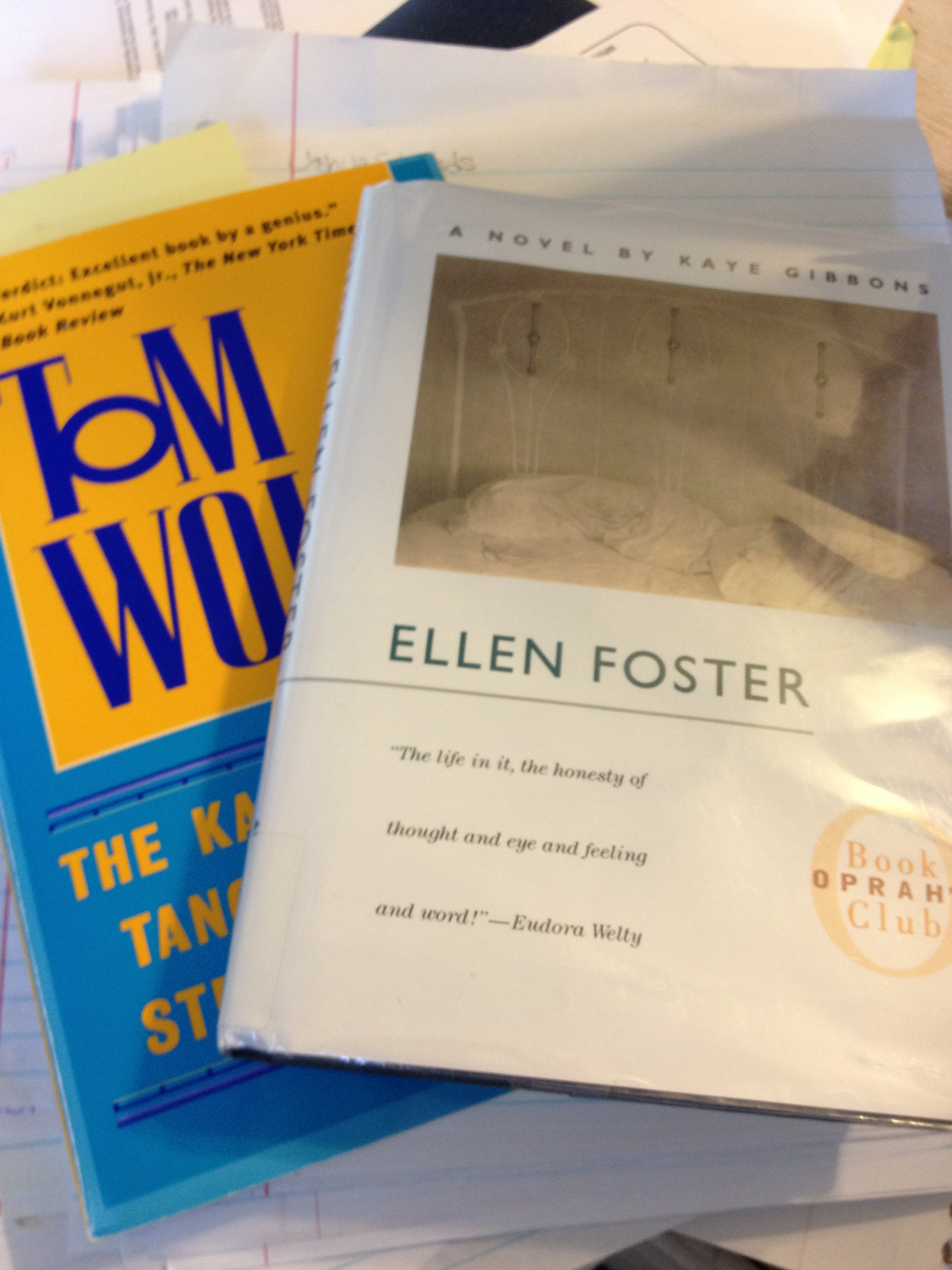 ellen foster essay questions Ellen foster ellen foster's story is one of movement, from alienation and loneliness to acceptance and belongingellen herself effects this major change by force of.