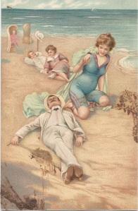 beach postcard 2